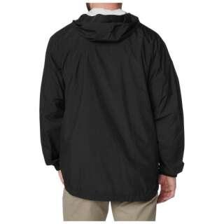 Куртка тактична влагозащитная 5.11 Aurora Shell Jacket, [019] Black, 5.11 ®