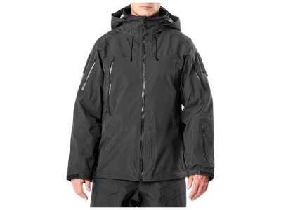 Куртка тактическая влагозащитная 5.11 XPRT® Waterproof Jacket, [019] Black, 5.11