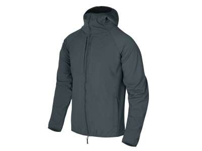 Куртка URBAN HYBRID SOFTSHELL - StormStretch, Shadow Grey, Helikon-Tex®