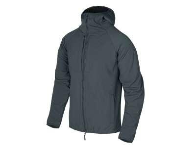 Куртка URBAN HYBRID SOFTSHELL - StormStretch, Shadow Grey, Helikon-Tex