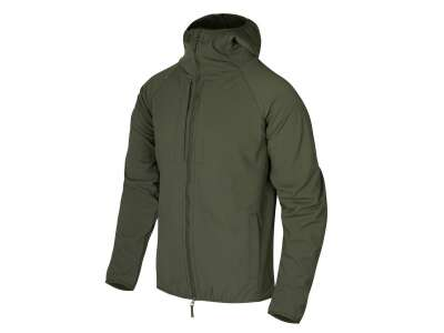 Куртка URBAN HYBRID SOFTSHELL - StormStretch, Taiga Green, Helikon-Tex®