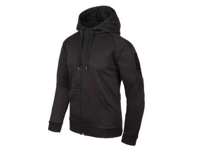 Куртка URBAN TACTICAL HOODIE (FullZip), Black, Helikon-Tex®