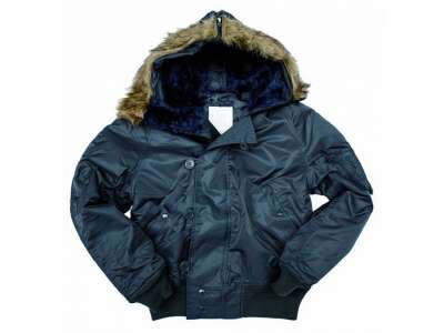 Куртка US N2B (Aляска), Navy Blue, Mil-tec