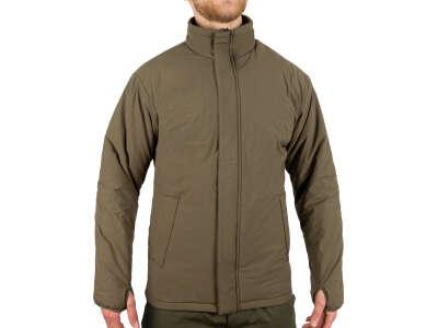 Куртка утепляющая двостороння Sturm Mil-Tec Сold Weather Jacket Reversible Ranger Green/Black (RANGER GREEN/BLACK), Mil-tec