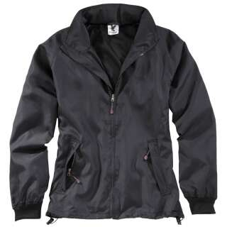 Куртка вітровка SURPLUS Windbreaker Basic, [1 122] Antrazit, Surplus