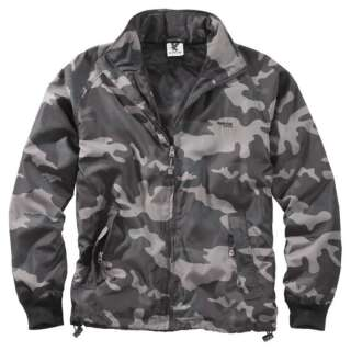 Куртка вітровка SURPLUS Windbreaker Basic, [1150] Black camo, Surplus