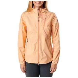 Куртка ветрозащитная женская 5.11 Women's Cascadia Windbreaker Packable Jacket, [398] Peach