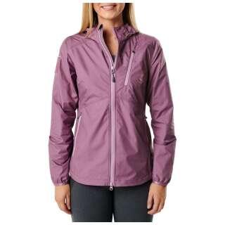 Куртка ветрозащитная женская 5.11 Women's Cascadia Windbreaker Packable Jacket, [494] Plum