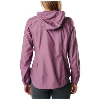 Куртка вітрозахисна жіноча 5.11 Women's Cascadia Windbreaker Packable Jacket, [494] Plum, 44140