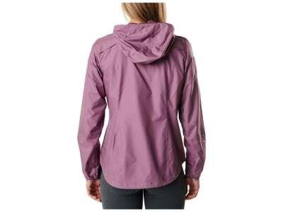 Куртка ветрозащитная женская 5.11 Women's Cascadia Windbreaker Packable Jacket, [494] Plum, 5.11 Tactical®