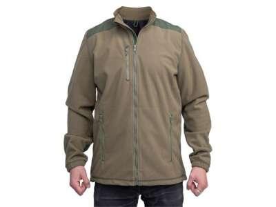Куртка-Віндстоппер флісова Бельгія [1270] Olive Drab, Sturm Mil-Tec®