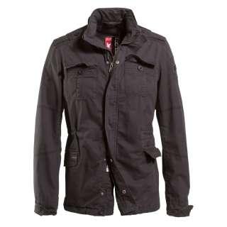 Куртка вінтажна SURPLUS DELTA BRITANNIA, [+1346] Washed black, Surplus
