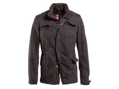 Куртка вінтажна SURPLUS DELTA BRITANNIA (Black), Surplus Raw Vintage®