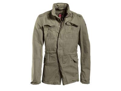 Куртка вінтажна SURPLUS DELTA BRITANNIA (Olive), Surplus Raw Vintage®