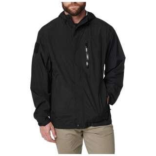 Куртка влагозащитная 5.11 Aurora Shell Jacket, [019] Black