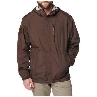Куртка влагозащитная 5.11 Aurora Shell Jacket, [108] Brown