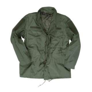 Куртка влагозащитная M65, [182] Olive, Mil-tec