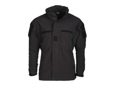 Куртка влагозащитная SOFTSHELL JACKET GEN.III, [019] Black, Sturm Mil-Tec® Reenactment