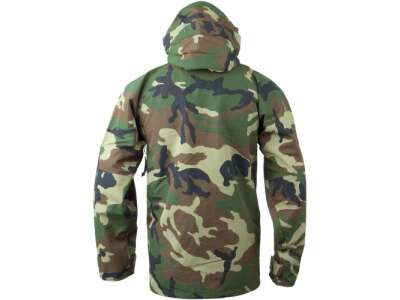 Куртка влагозащитная US JACKET TRILAMINAT, [1358] Woodland, Sturm Mil-Tec® Reenactment