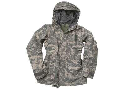 Куртка Miltec непромокаючий, мембранна (AT-Digital), Miltec