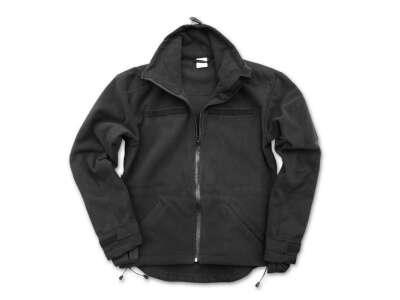 Куртка тактическая Windproof, [019] Black, Sturm Mil-Tec® Reenactment