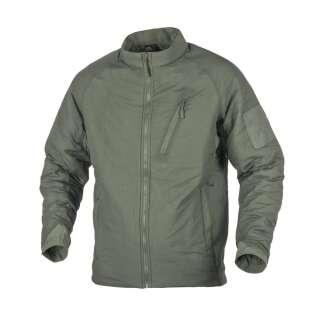 Куртка WOLFHOUND - Climashield Apex 67g, Alpha Green, Helikon-Tex
