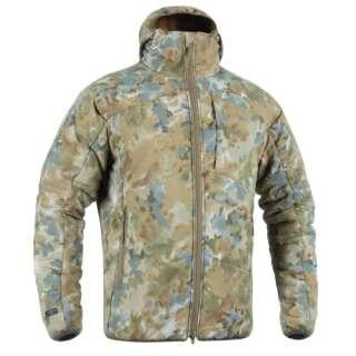 Куртка зимова польова MILITUM POWER-FILL (Polartec Power-Fill) [1170] Covert Arid Camo Pat. D 697,319, P1G-Tac