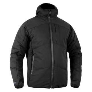 Куртка зимова польова MONTICOLA [+1149] Combat Black, P1G-Tac