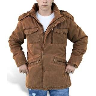 Куртка зимова SURPLUS XYLONTUM SUPREME JACKET, [1219] Золотий, Surplus