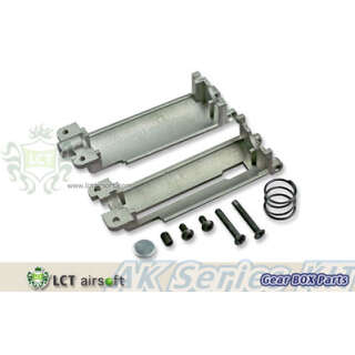 LCT motor mount for gear box Ver. III