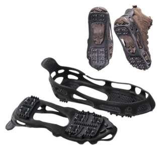 Льодоходи-льодоступи BOOT SPIKES OVERSHOE (антиковзні накладки на взуття) (Black), Sturm Mil-Tec®