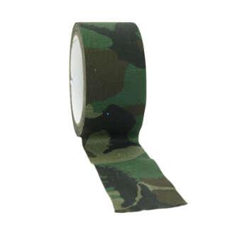 Стрічка камуфльований Mil-Tec (Woodland) (10м), Sturm Mil-Tec®