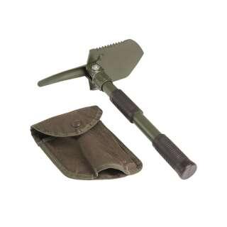 Лопатка Mil-Tec складна MINI (Olive), Sturm Mil-Tec®