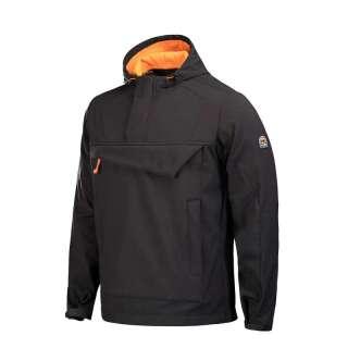 M-Tac анорак Soft Shell Fighter Black/Orange