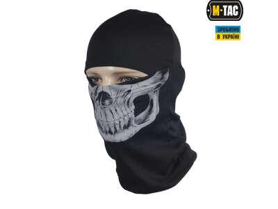 M-Tac балаклава-ниндзя Reaper Skull черная