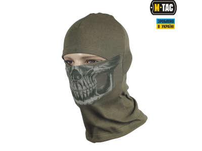 M-Tac балаклава-ниндзя Reaper Skull олива