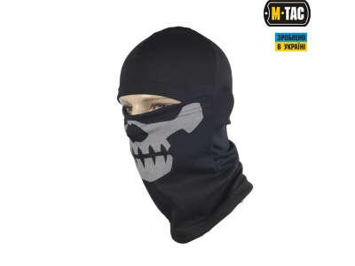 M-Tac балаклава-ниндзя Skull черная