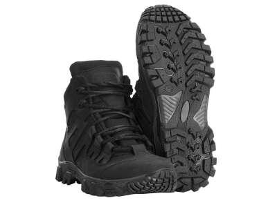 M-Tac ботинки полевые Mk.2 кордура Black