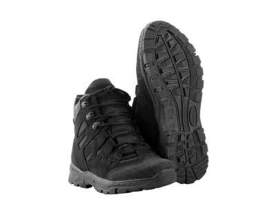 M-Tac ботинки полевые Panther Black