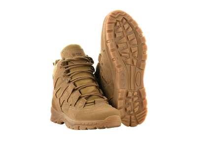 M-Tac ботинки полевые Panther Coyote