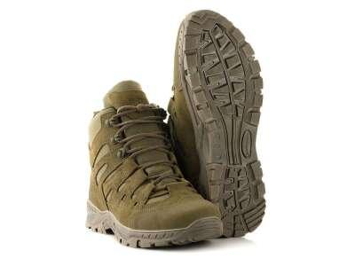 M-Tac ботинки полевые Panther Olive