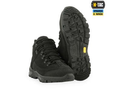 M-Tac ботинки Predator Gen.II Black
