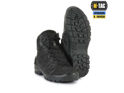 M-Tac ботинки тактические Rubicon Black