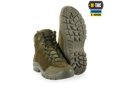 M-Tac черевики тактичні Rubicon Ranger Green