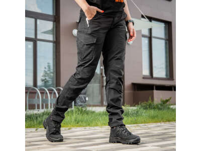 M-Tac штани Aggressor Lady Flex Black
