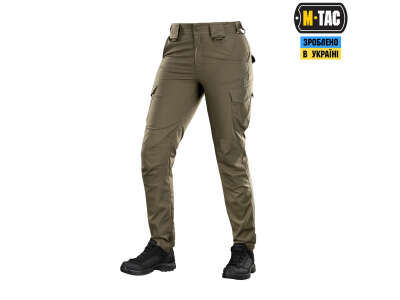 M-Tac брюки Aggressor Lady Flex Dark Olive