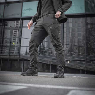 M-Tac брюки Aggressor Summer Flex Black