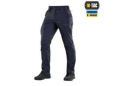 M-Tac брюки Aggressor Summer Flex Dark Navy Blue