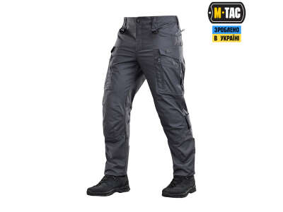M-Tac штани Conquistador Gen I Flex Dark Grey