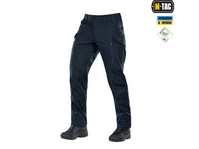 M-Tac брюки Conquistador Gen.II Flex Dark Navy Blue